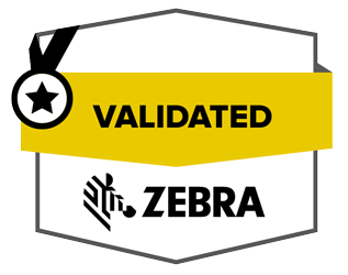 ClearStream RFID Software is Zebra Validated